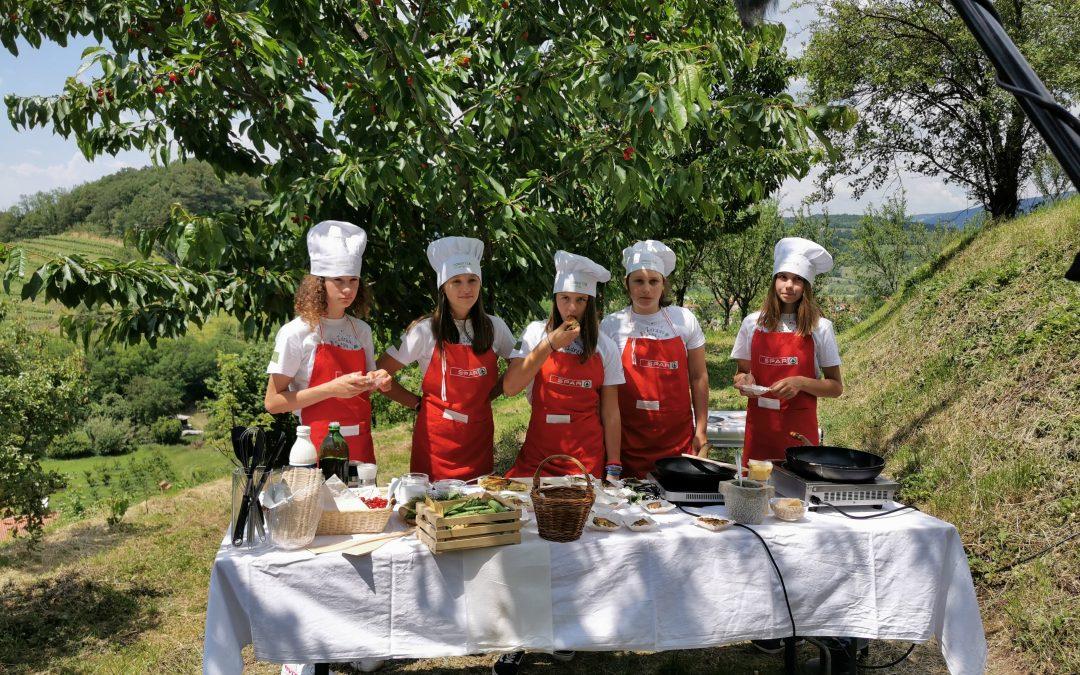 Kuhanje pod češnjami